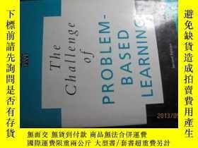 二手書博民逛書店9204罕見精裝的 24開的 challenge of prob