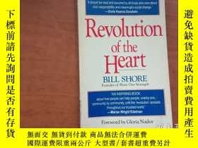 二手書博民逛書店Revolution罕見of the HeartY26012 B