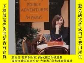 二手書博民逛書店英文原版罕見Clotilde s Edible Adventu