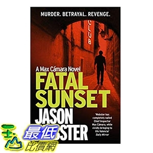 2018 amazon 亞馬遜暢銷書 Fatal Sunset