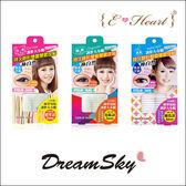 台灣 E-Heart 持久 隱形 雙面 雙眼皮貼 多款 大小 彩妝 化妝品 紀卜心 代言 (108-156/枚) DreamSky
