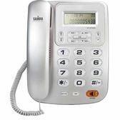 【中彰投電器】聲寶來電顯示有線電話,HT-W1002L【全館刷卡分期+免運費】以現有庫存顏色出貨呦~