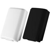 [哈GAME族]滿399免運費 可刷卡●雙人組合包●XBOX360 無線控制器專用 副廠 電池盒 電池蓋 黑色 白色