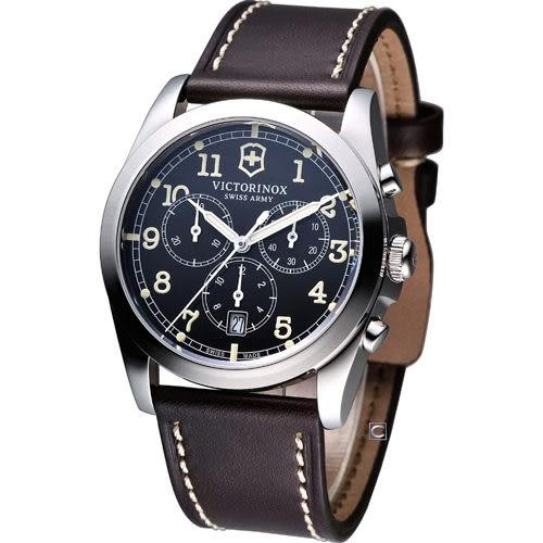 Victorinox Infantry 軍用風計時腕錶 VISA-241567