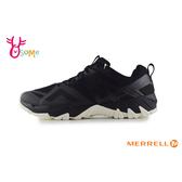 MERRELL登山鞋 男 低筒 GTX防水速乾 避震耐磨大底 戶外登山運動鞋 H8391#黑◆OSOME奧森鞋業