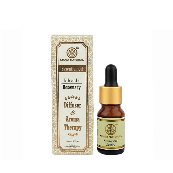 印度 Khadi 迷迭香精油 10ml 新包裝 Herbal Rosemary Essential Oil 【小紅帽美妝】