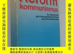 二手書博民逛書店Reform罕見kommunismus 德文原版28開Y1647