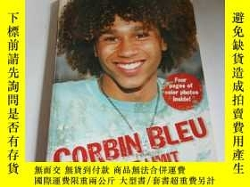 二手書博民逛書店CORBIN罕見BLEU TO THE LIMIT (英文)Y2