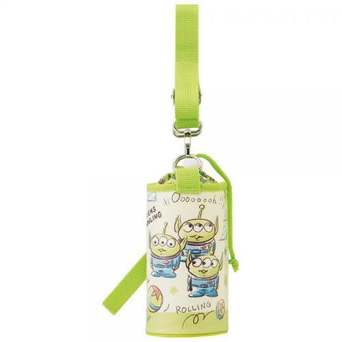 DISNEY 玩具總動員手繪圖案保冷水壺袋(童趣集合)★funbox★SKATER_AT41427