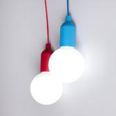 藍與紅LED拉拉燈-大
