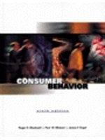 二手書博民逛書店 《Consumer Behavior》 R2Y ISBN:0030211085│Blackwell,Miniard,Engel