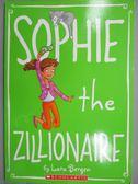 【書寶二手書T8/少年童書_MQE】Sophie the Zillionaire_Bergen, Lara/ Talla