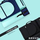 美術藝考畫包多功能大防水4k韓版畫板袋雙肩背畫袋收納專用帆布 QG6994『樂愛居家館』