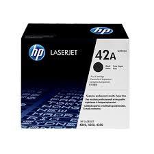 【HP】Q5942A原廠黑色碳粉匣 適用LJ4250/4350(原廠品)◆永保最佳列印品質