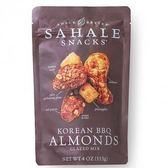 統一生機~SAHALE韓式燒烤杏仁113公克/包 ~即日起特惠至7月30日數量有限售完為止