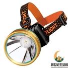 買1送1 戶外疝氣遠射家用礦工led超輕小號頭燈強光充電超亮頭戴式手電筒【創世紀生活館】