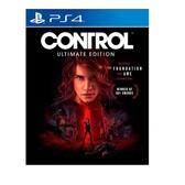 [哈GAME族]免運 可刷卡 預計10/20發售 PS4 控制 CONTROL 終極版 亞中版 第三人稱冒險遊戲