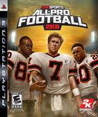 PS3 All Pro Football 2K8 全職業足球2K8(美版代購)
