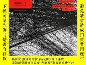 二手書博民逛書店ART罕見MONTHLY 藝術雜誌 2017年6月 英文版Y42402