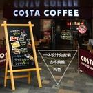 復古做舊立式裝飾廣告小黑板 網咖啡館會所...