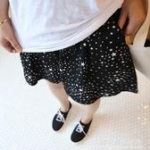孕婦短褲夏裝外穿新款2018韓版寬鬆大碼休閒闊腿星星褲裙百搭熱褲