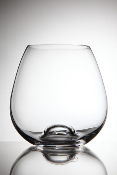 《Rona樂娜》Drink Master專業無梗O形杯系列-勃艮地紅酒杯-440ml(4入)