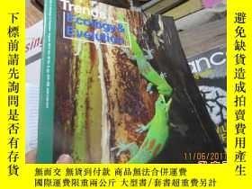 二手書博民逛書店trends罕見in ecology evolution vol