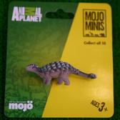 【Mojo Fun 動物星球頻道 獨家授權】 迷你甲龍 387419
