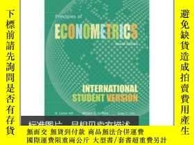 二手書博民逛書店Principles罕見of Econometrics(4e)+Using Stata for Principle