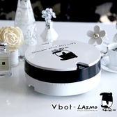 Vbot × 人氣插畫馬來貘 掃地機器人 吸塵器 i6 蛋糕機 (白松露)