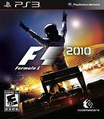 PS3 F1: 2010 一級方程式賽車 2010(美版代購)