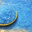 魚缸底砂裝飾造景石水族石頭玻璃藍石夜光石...
