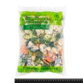 1J5B【魚大俠】AR068凱薩混合蔬菜(1kg±5%/包)