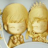 耶誔節 交換禮物~ 黃金箔精品【才子佳人】 ~結婚 生日 禮物~112118