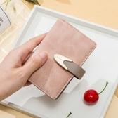 紀姿韓國超薄小巧放卡的卡包女士小ck防消磁學生ins潮透明名片包