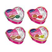 寵物家族-德國 Vitakraft 珀斯女王 德國之心 主食罐85g-各口味可選