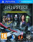PSV Injustice: Gods Among Us Ultimate Edition 超級英雄:武力對決 終極版(美版代購)