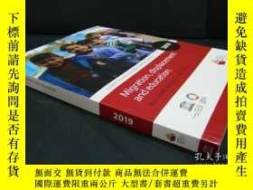 二手書博民逛書店Migration,displacement罕見and educ
