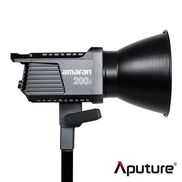 Aputure 愛圖仕 Amaran 200D LED聚光燈/白光 公司貨