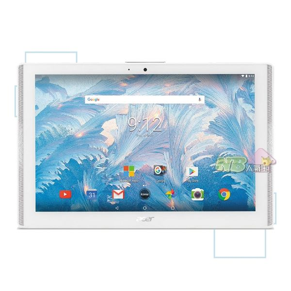 ACER Iconia One 10 B3-A40 ◤0利率◢ 10吋 四核心 平板 Wifi版 (2G/32G) MT8167 白色款