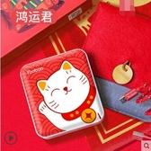羽博超薄充電寶10000毫安小巧迷你可愛手機平板通用便攜行動電源適用蘋果  (pink Q 時尚女裝)