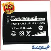 《電池王》SAMSUNG SLB-11A SLB11A高容量1150mAh鋰電池for WB650 HZ35W WB2000☆特價免運費☆