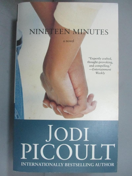 【書寶二手書T7/原文小說_OHE】Nineteen Minutes_Jodi Picoult