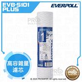 【水達人】EVERPOLL 公司貨 高容雜量濾芯/高容雜質濾芯(EVB-S101 PLUS)