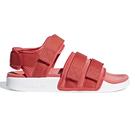 Adidas Adilette Sandal 2.0 女鞋 涼鞋 休閒 流行 紅 【運動世界】AQ1126