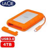 LaCie Rugged 2.5吋 RAID 4TB USB3.0/Thunderbolt雙介面 行