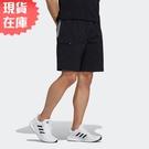 【現貨】ADIDAS FUTURE 男裝 短褲 慢跑 訓練 口袋 黑【運動世界】GP0944