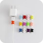【SZ限時1元】蝴蝶結數據線夾 iPhone 7/8傳輸線套保護套 充電線 iPhone 7/8 Plus iPhone 6S plus X i線套