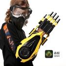 森毅黃蜂軟彈槍機械手臂電動連發CS戶外對戰兒童玩具槍裝備模型 wk13007