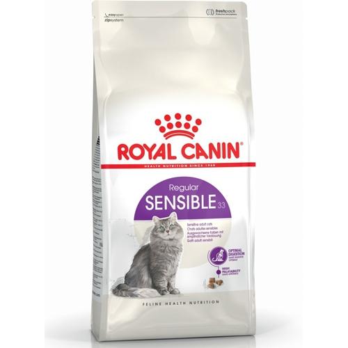 【寵物王國】法國皇家-S33腸胃敏感成貓專用飼料2kg